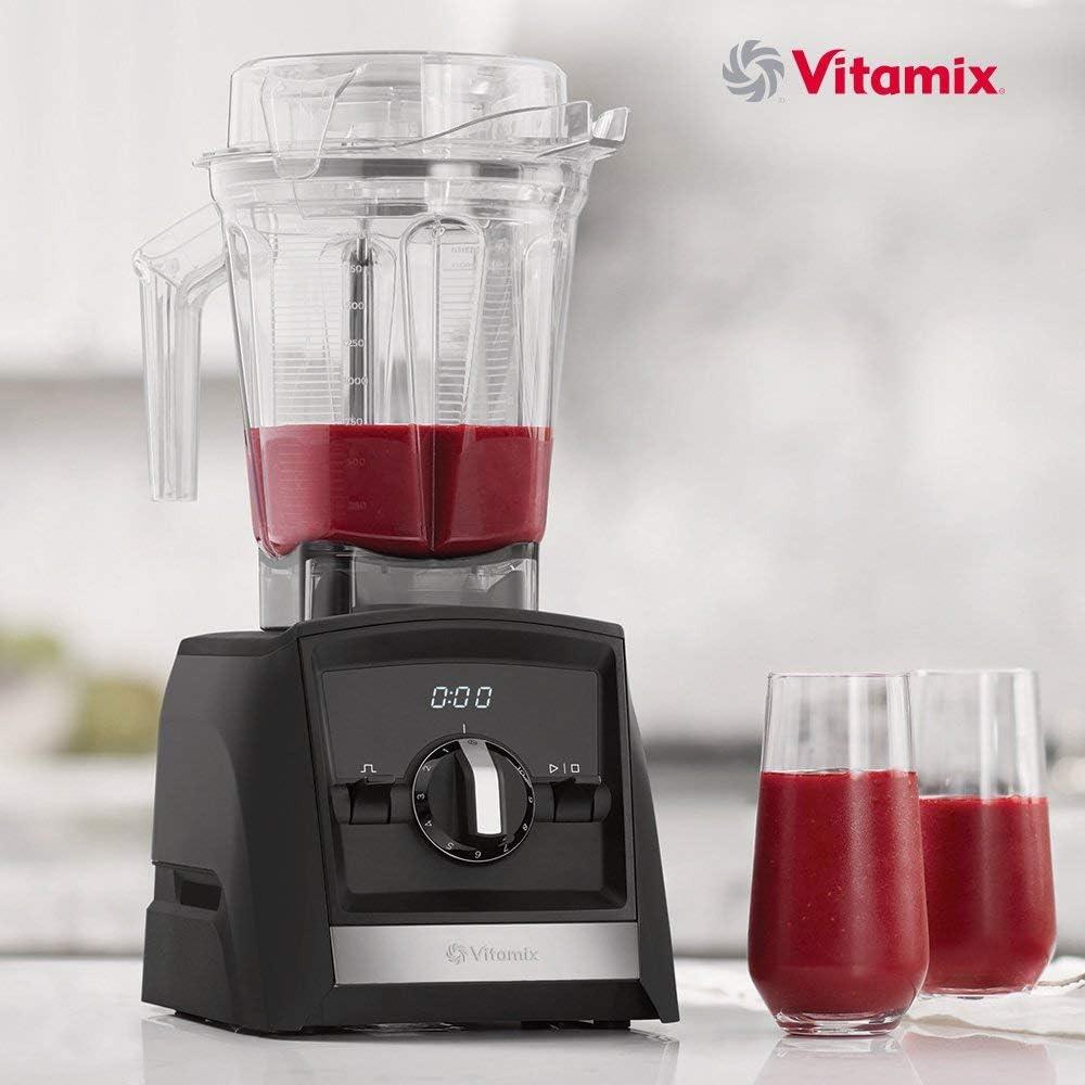 Vitamix a2300i Licuadora de alto rendimiento Weiß: Amazon.es: Hogar