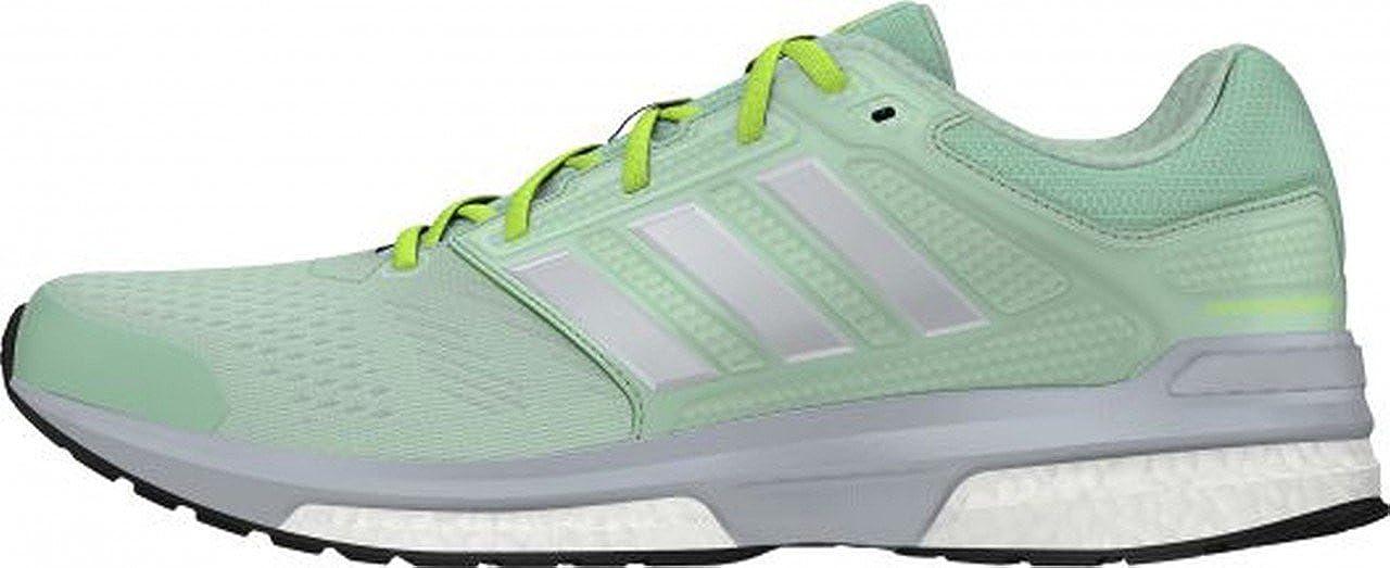 Adidas Revenge Damens Boost 2 Damens Revenge green Grün/Weiß/Yellow 872d0b