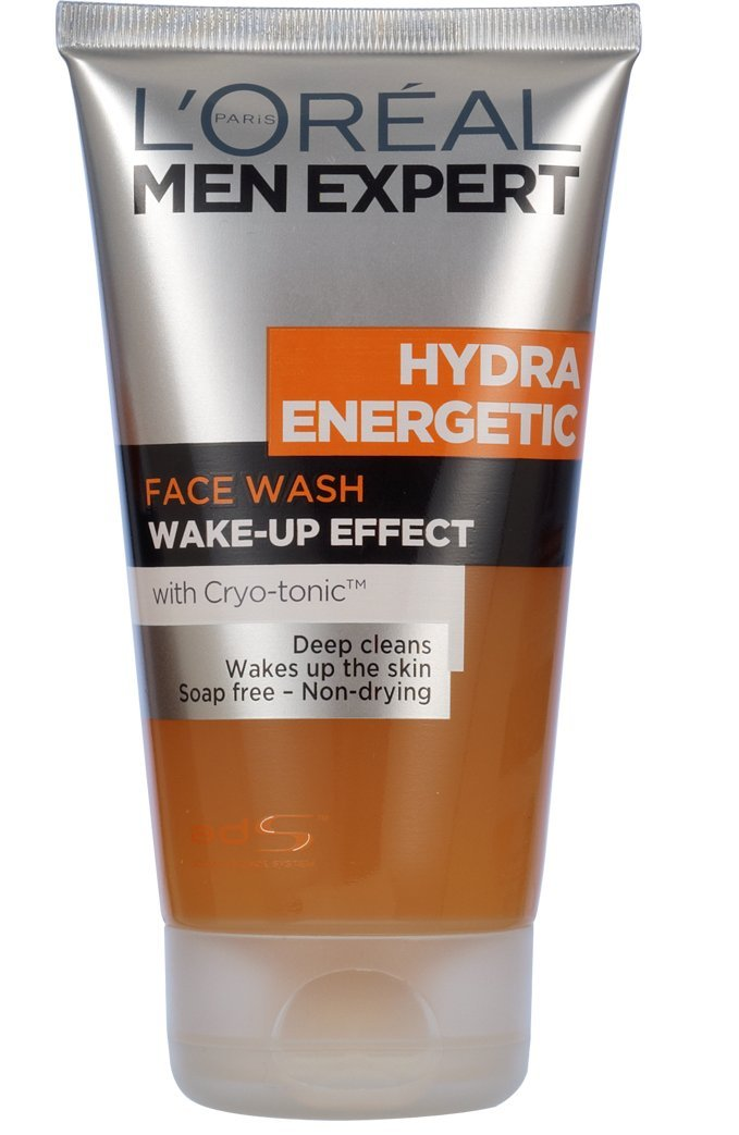 L'Oreal Men Expert Hydra Energetic Face Wash 150ml: Amazon.co.uk ...