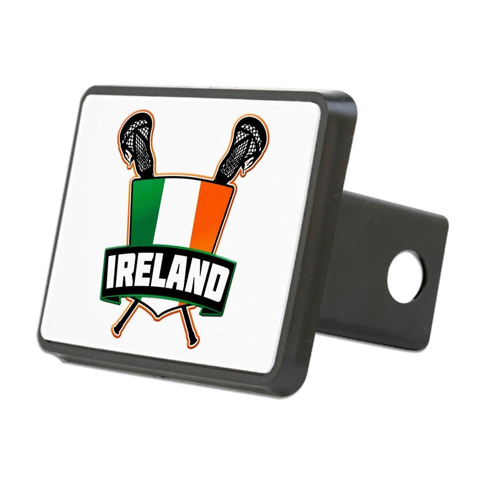CafePress Truck Receiver Hitch Plug Insert Trailer Hitch Cover Ireland Irish Lacrosse Team Logo Hitch Cover