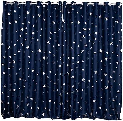cortinas estrellas