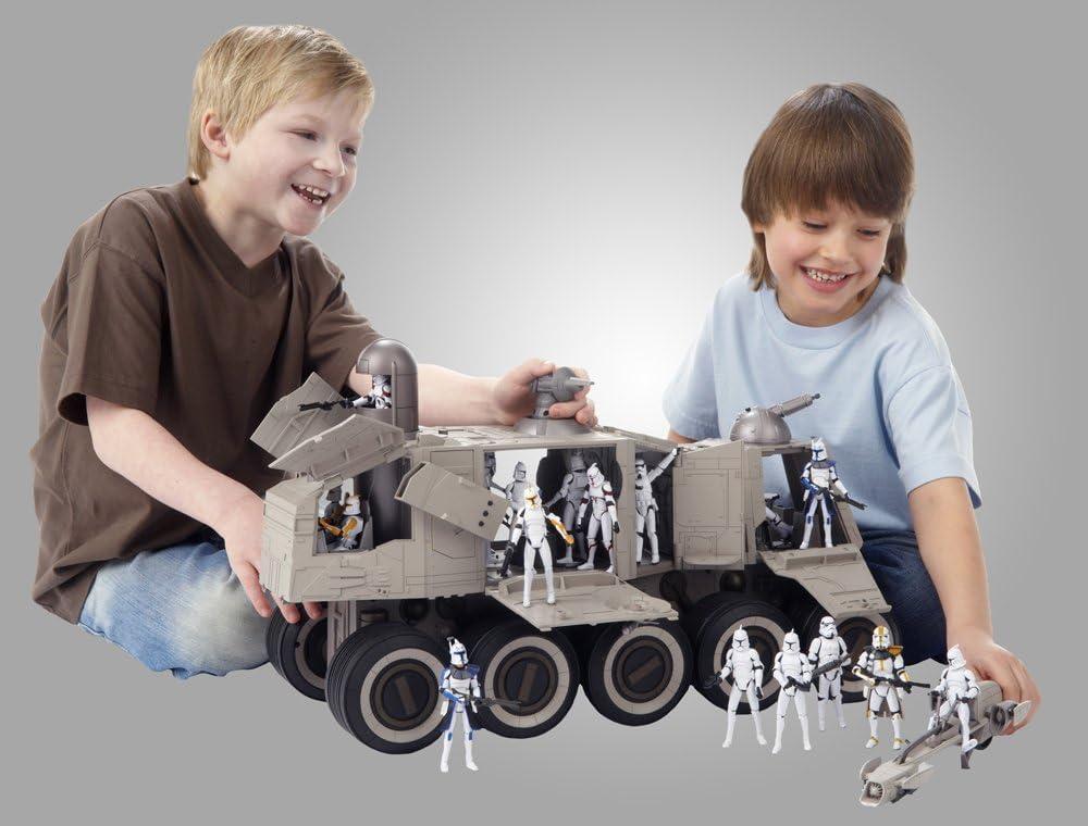 STAR WARS Clone Wars Turbo Tank Vehicle