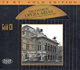 Favorite Opera Arias - Gold Edition