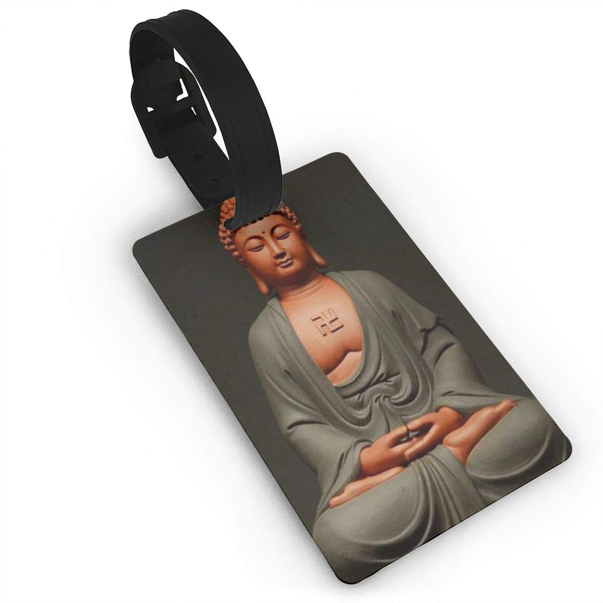 2 Pack Luggage Tags Buddhism Cruise Luggage Tag For Travel Tags Accessories