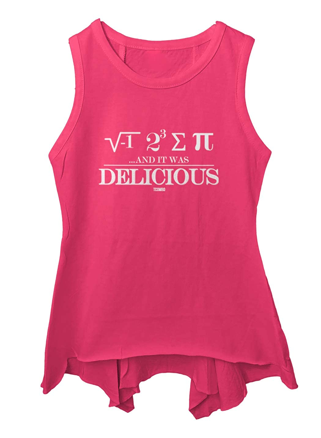 I Ate Some Pie and It was Delicious Toddler//Youth Sleeveless Backswing