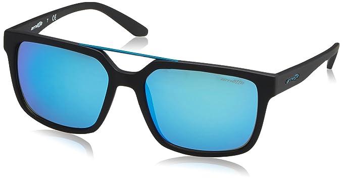 Arnette 0AN4231 01/25 57, Gafas de Sol Unisex-Adulto, Negro (