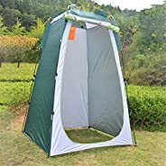 AILAAILA Camp Shower Changing Tent,Changing Room/Tent Portable Pop Up Privacy Tent Camping Shower Tent Changin