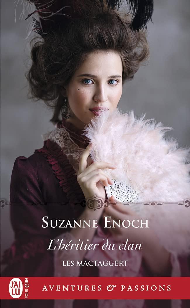 Les MacTaggert - Tome 3 : L'héritier du clan de Suzanne Enoch 61tgr6shhGL