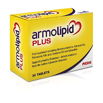armolipd plus 30 pack
