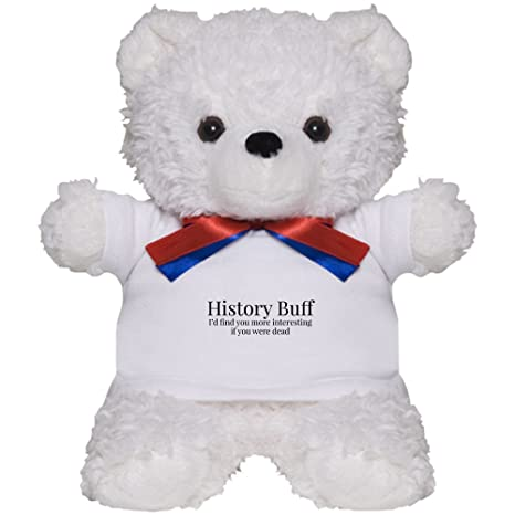 Agree, history of stuffed toys