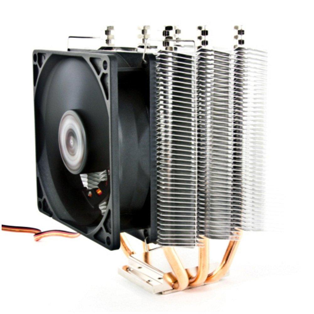 Scythe Katana 4 92mm Air CPU Cooler, Tower Heatsink with Quiet PWM Fan, Intel and AMD