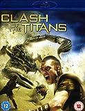 Clash Of The Titans [2010] [Region Free]