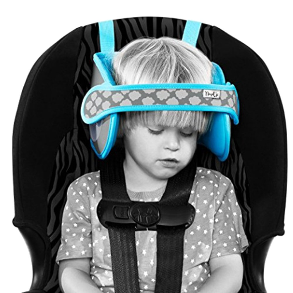 Childrens Headrest,Car Safe Seat Head Support for Protection Kids Sleeping and Assistance Tool for Passenger by Roful (Image #2)
