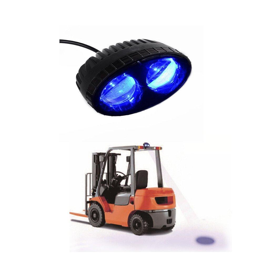 Kawell 8W CREE Faro da Lavoro Luce Fari LED Impermiable Luci per carrelli elevatori