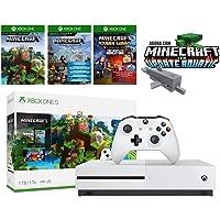 Console Xbox One S - 1TB - Minecraft Digital