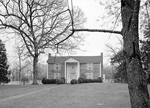 Plantation Manor (Historic Photo | Davies Manor, 9336 Davies Plantation Road, Memphis, Shelby County, TN 4 | Photograph 24in x 16in)
