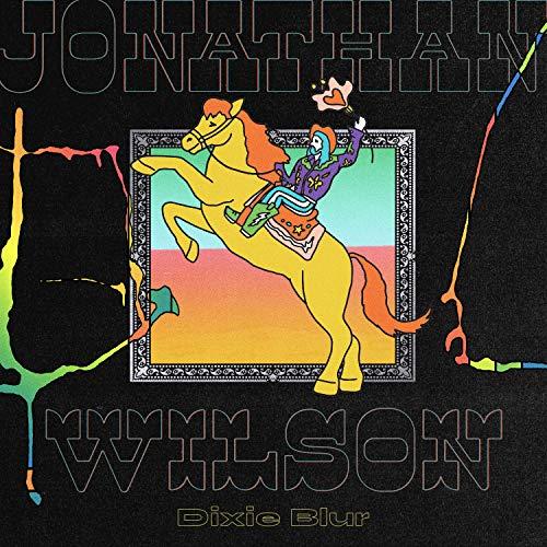 Album Art for Dixie Blur by Jonathan Wilson