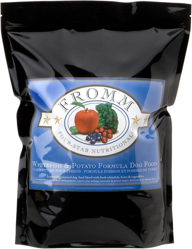 Fromm Four-Star Whitefish & Potato Dog Food, 30 Lb