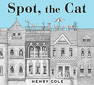 Book Cover: Spot, the Cat