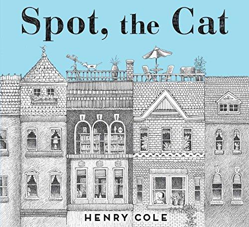 Book Cover: Spot, the Cat