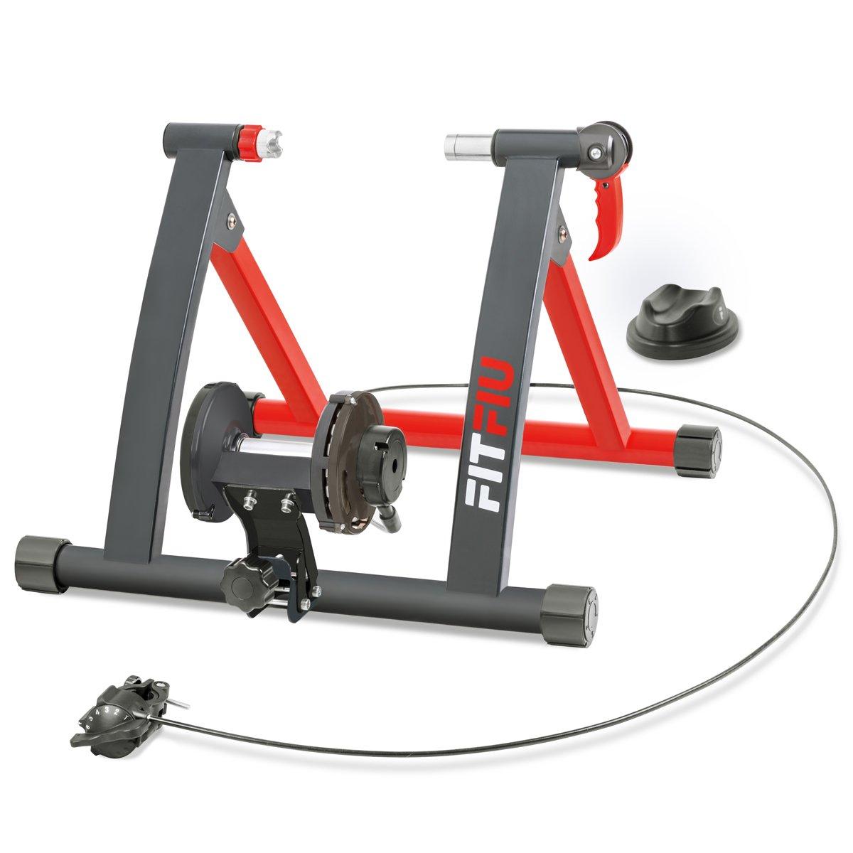 Fitfiu Fitness BI-T05 - Rullo per allenamento bicicletta Agroverd
