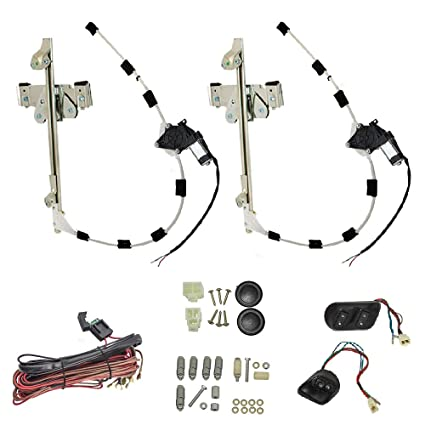 Amazon com: Universal Electric Power Window Lift Regulator