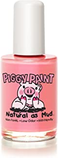 product image for Piggy Paint 100% Non-toxic Girls Nail Polish - Safe, Chemical Free Low Odor for Kids, Angel Kisses - Great Stocking Stuffer for Kids