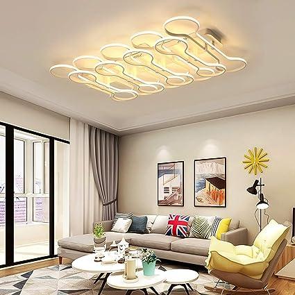 Jzx Plafond Spotlight Dimmable Chambre Salon Lampes Led