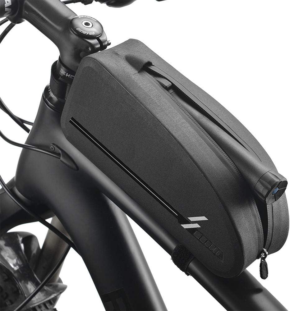 HZQ&HCHC - Bolsa para cuadro de bicicleta de nailon, funda para ...