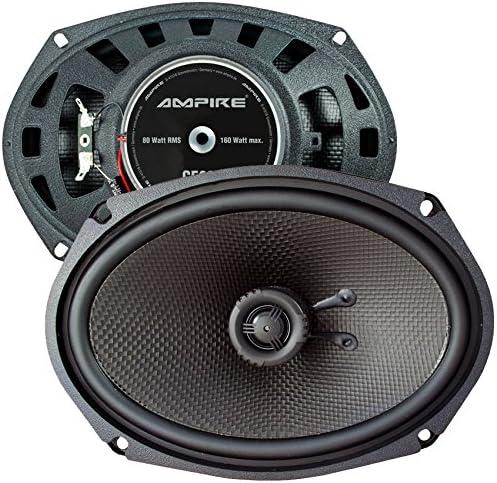 Ampire Lautsprecher 6x9 Für Bmw 3er Limo Elektronik