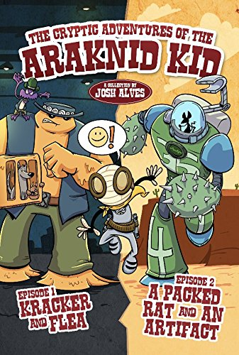 Download The Cryptic Adventures of the Araknid Kid PDF