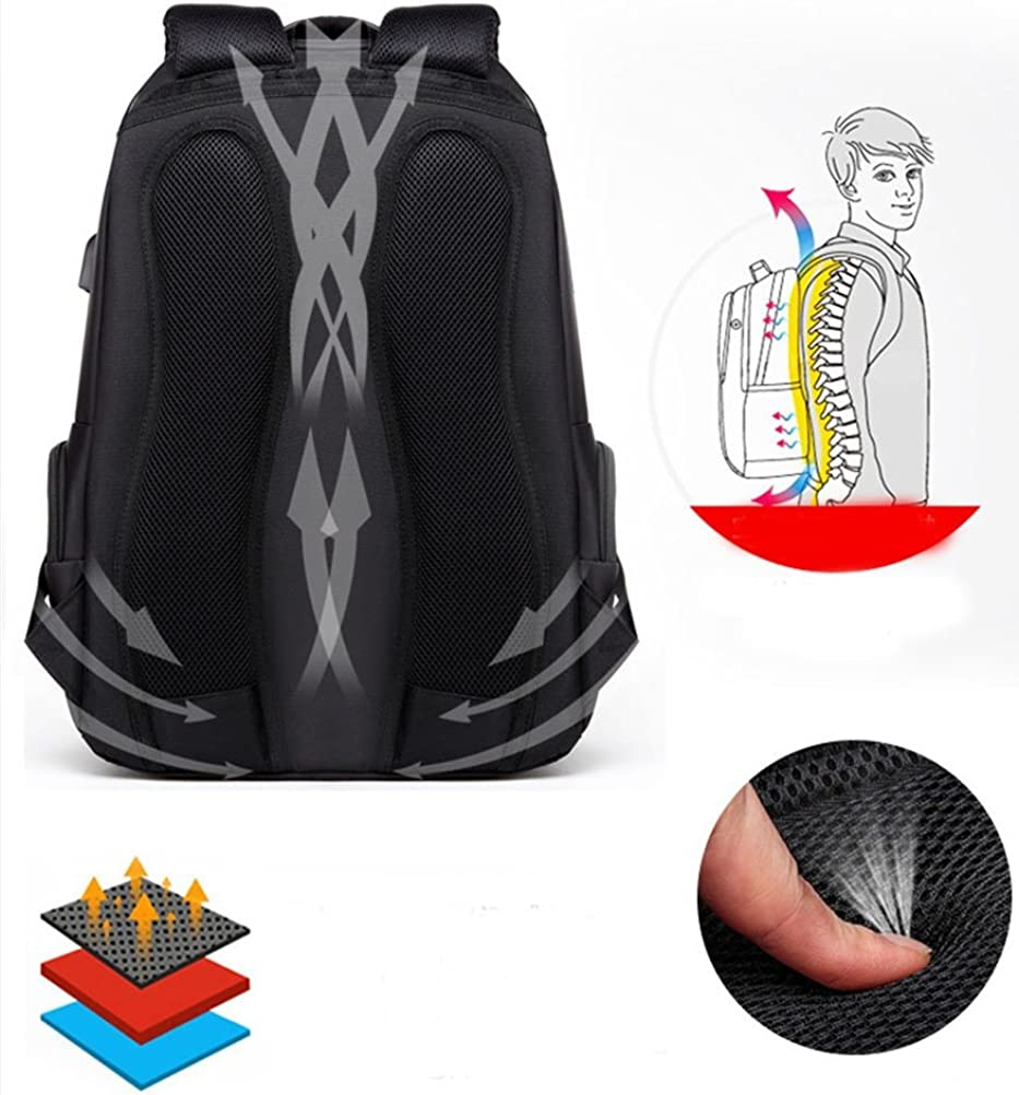 ZGSP Laptop Backpacks, Breathable and wearable Commerce Casual Outdoor