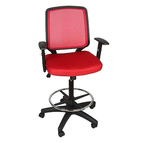 Amazon.com: Silla de oficina, sillón de tela, silla ...