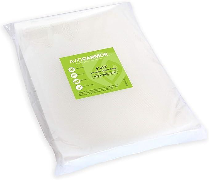"""8-8/""""x50/' Rolls Food Magic Seal Vacuum Sealer Storage Bags Huge $$ saver"""