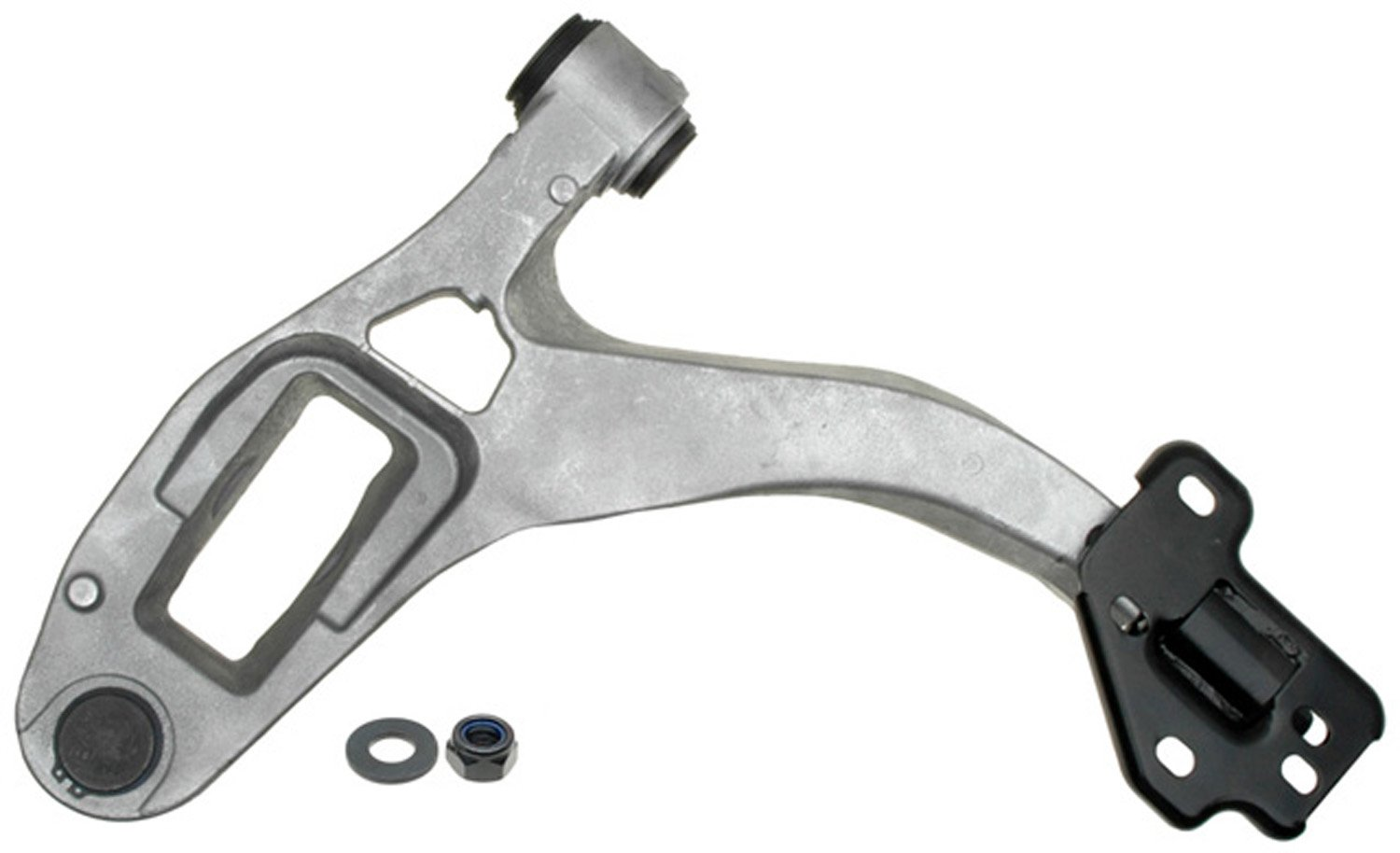 ACDelco 45D3133 Professional Front Driver Side Lower Suspension Control Arm and Ball Joint Assembly