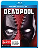 Deadpool [Blu-ray/UV] [NON-USA Format, Region B [Blu-Ray] Import - Australia]