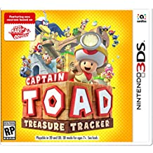 Captain Toad: Treasure Tracker - Nintendo 3DS - Standard Edition