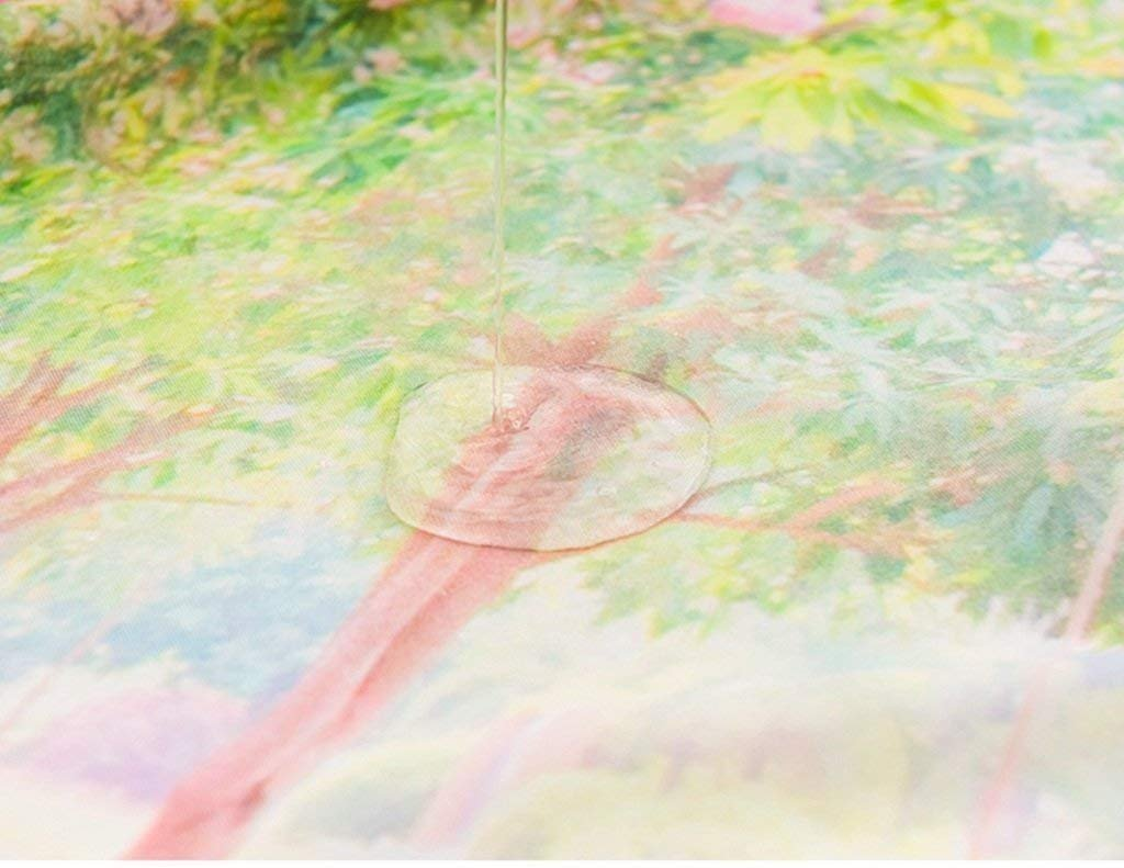 WALIZIWEI La Cortina de la la la Ducha Mildiuacute; Material de polieacute;ster Impermeable Unas Gruesas Cortinas de Ducha 150x180cm 200x180cm, la proteccioacute;n del Medio Ambiente Suave (Tamantilde;o: 180  180 cm) f0f1f3