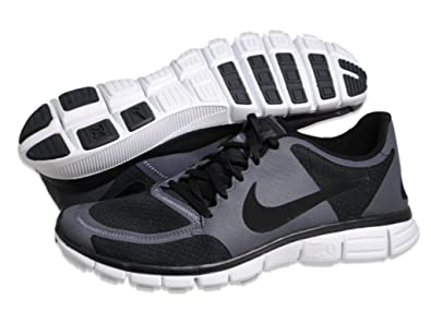 Nike Free 7.0 V2 Black Grey Blue White Padder Health Services