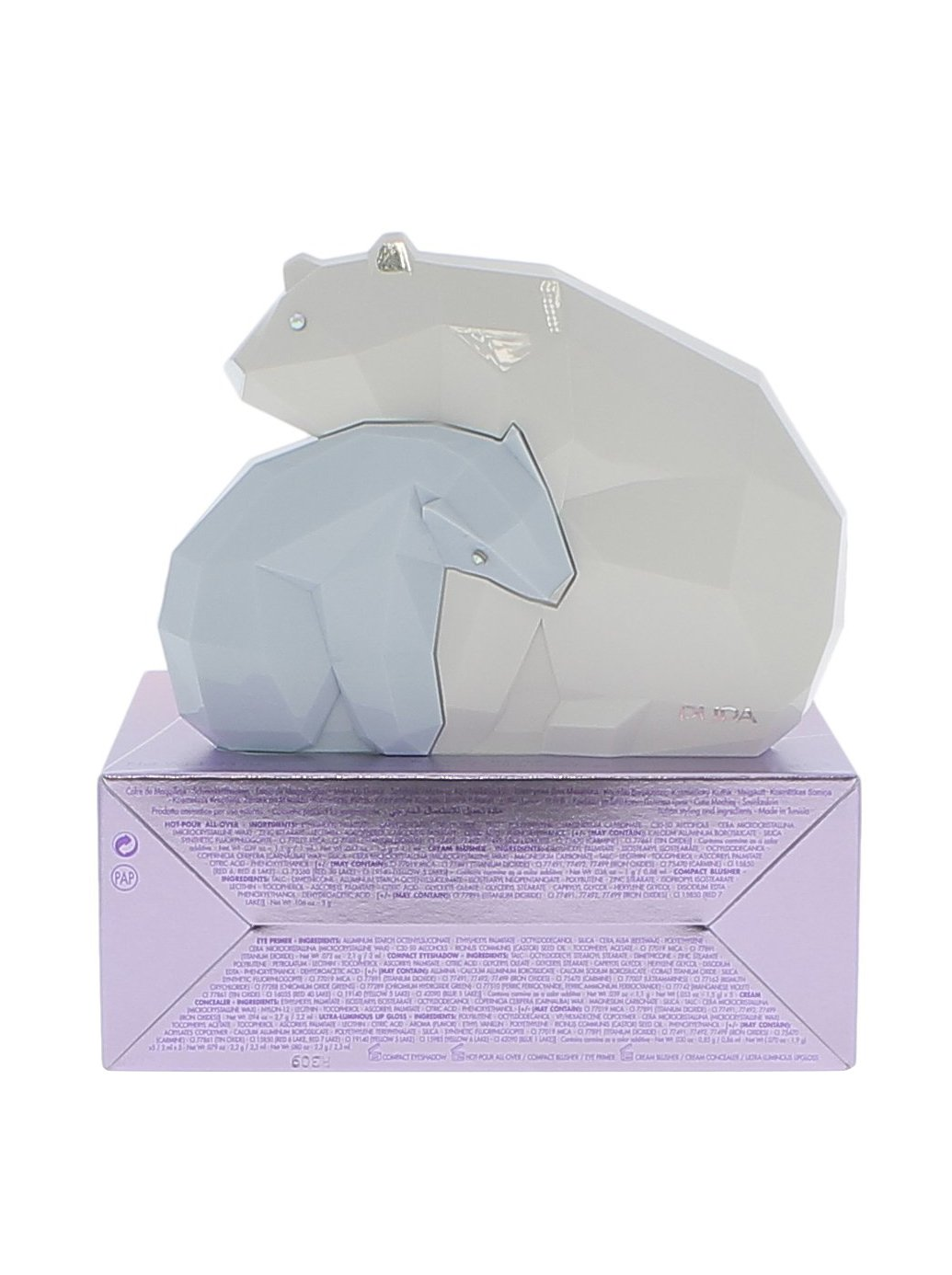 PUPA Estuche De Maquillaje Be My Bear Medium: Amazon.es: Belleza