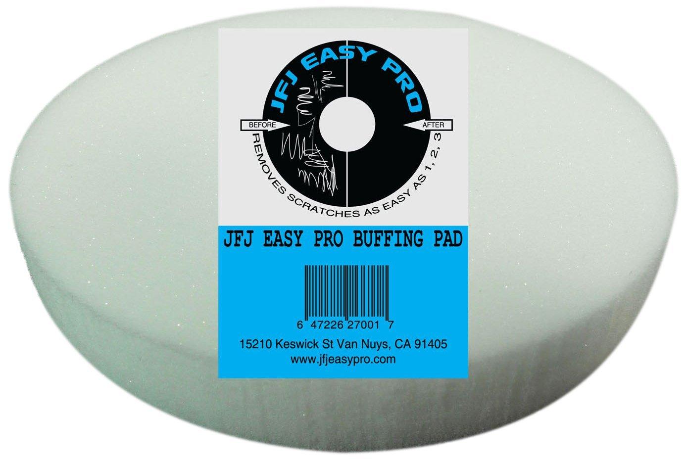 JFJ Disc Repair JFJPROB Easy Pro Buffing Pad by JFJ Disc Repair