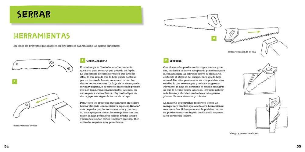 Taller de carpintería para niños (GGDiy Kids): Amazon.es: Rittermann, Antje, Rittermann, Susann, Vitó i Godina, Albert: Libros