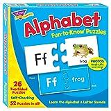 Fun-to-Know® Puzzles: Alphabet