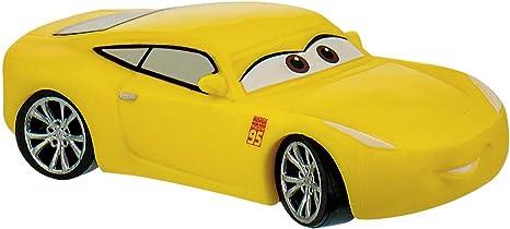 Bullyland 12909 Jackson Storm 7 cm aus Walt Disney Cars