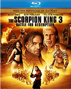 The Scorpion King 3: Battle for Redemption (Blu-ray + DVD + Digital Copy + UltraViolet)