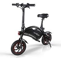 Windgoo Bicicleta Electrica Plegables, 350W Motor Bicicleta Plegable 25 km/h y 15 km, Bici Electricas Adulto con Ruedas…