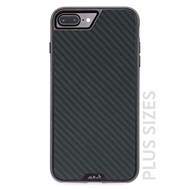 various colors 512a0 e74ac Mous Protective iPhone Case 8+/7+/6s+/6+ Plus - Aramid Carbon Fiber -  Limitless 2.0
