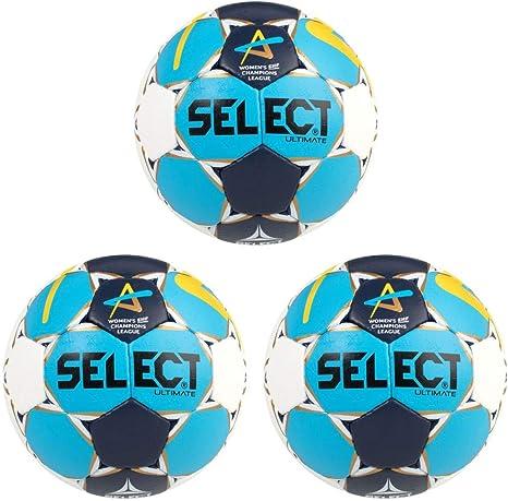 Fan Sport 24 Select Ultimate Cl EHF - Pelota de Balonmano para ...