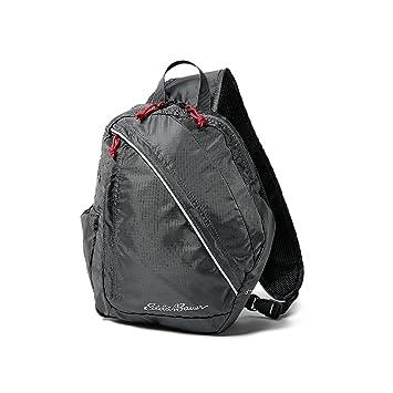 Amazon.com: Eddie Bauer Unisex-Adult Stowaway 10L Packable Sling ...