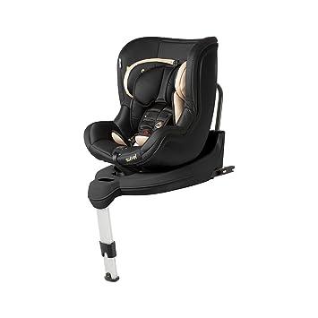 Innovaciones MS, Silla de coche grupo 0+/1 Isofix, negro/beige: Amazon.es: Bebé